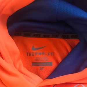 Nike Shirts & Tops - Boys size 2t Nike hoodie